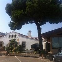 Photo taken at Restaurant Mas Pi by Juanma B. on 8/21/2012