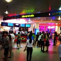Photo taken at Trung Tâm Chiếu Phim Quốc Gia (National Cinema Centre) by Luong P. on 7/1/2012