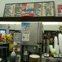 Photo taken at Highland Park Old-Fashioned Soda Fountain by Reshma T. on 5/13/2012