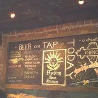 Photo taken at Wrecking Bar Brewpub by Luanne F. on 9/3/2012