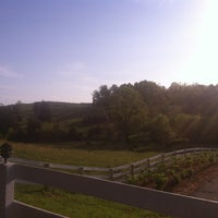 Photo taken at Barboursville Vineyards by Andrew B. on 4/27/2012