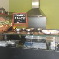 Photo taken at Wrap Up Burritobar by Martijn L. on 6/12/2012