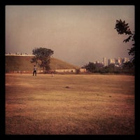 Photo taken at Central Park Kharghar by Jitendra S. on 2/19/2012