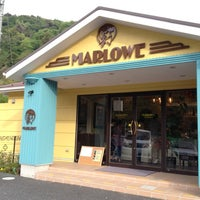 Photo taken at プリンショップ & カフェ マーロウ (MARLOWE) 逗葉新道店 by Takao S. on 4/29/2012
