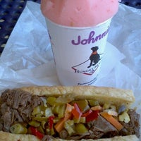 Photo taken at Johnnie's Beef by Johnny T. on 6/6/2012