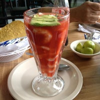 Photo taken at Mariscos Don Panchito by Manuel D. on 7/3/2012