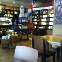 Photo taken at Starbucks by Angelica S. on 6/14/2012