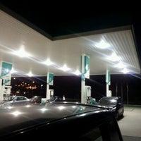 Photo taken at Petronas Lebuhraya Serdang Puchong by Firdaus M. on 3/28/2012