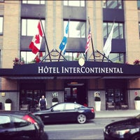 Photo taken at InterContinental Montreal by Joe S. on 8/31/2012