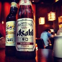 Photo taken at Aki Japanese Restaurant by Chairman T. on 7/25/2012
