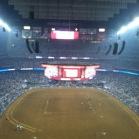 Photo taken at Houston Livestock Show and Rodeo by Danee A. on 3/16/2012