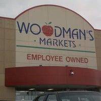 Photo taken at Woodman's Food Market by Patrick B. on 8/16/2012