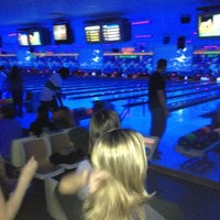 Photo taken at ABC North Lanes by Kris D. on 3/11/2012