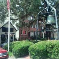Photo taken at Firehouse #3 - Savannah Fire Department by Chad B. on 9/2/2012