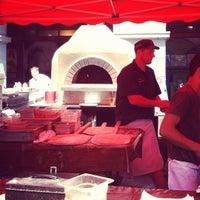 Photo taken at Pizza Politana by Kelly B. on 5/8/2012