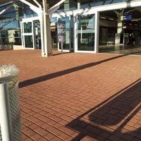 Photo taken at Gautrain Midrand Station by Nondu M. on 7/27/2012