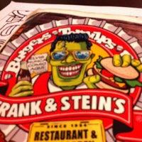 Photo taken at Frank & Stein's by Juan Pablo C. on 6/28/2012