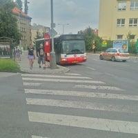 Photo taken at Sdružení (bus) by Jan Č. on 6/20/2012