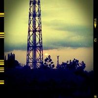 Photo taken at Pondok Remaja PGI by Lydia R. on 4/26/2012
