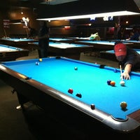 Photo taken at Eastside Billiards & Bar by Anna A. on 3/4/2012