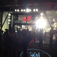 Photo taken at H&M by Alexandra N. on 3/7/2012