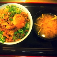 Photo taken at 松屋 枚方店 by Mittan G. on 6/16/2012
