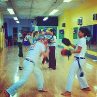 Photo taken at Arte Capoeira Center by Elena V. on 3/23/2012