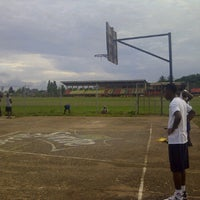 Photo taken at Ho Sports Stadium by Hubert A. on 6/3/2012