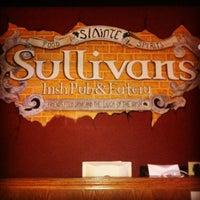 Photo taken at Sullivan's Irish Pub & Eatery by Beau G. on 8/11/2012