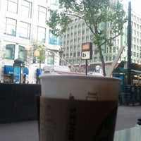 Photo taken at Starbucks by Edouard M. on 4/18/2012