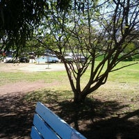 Photo taken at Morley Field Disc Golf Course by Rafael I. on 3/20/2012