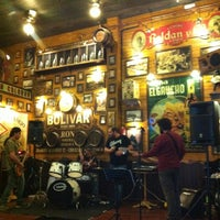 Photo taken at La Bodeguita Indiana by Manu G. on 4/7/2012