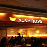 Photo taken at Yoshinoya (吉野家) by Patricia A. on 8/23/2012