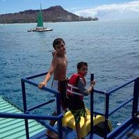 Photo taken at Waikiki Ocean Club by Jonelle R. on 9/1/2012