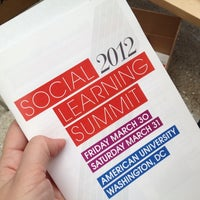 Photo taken at Social Learning Summit 2012 #SLS12 by Corrie D. on 3/31/2012