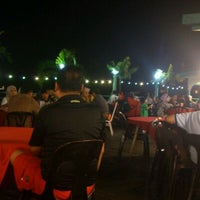 Photo taken at Muara Ikan Bakar Tanjung Harapan by Amir H. on 5/12/2012
