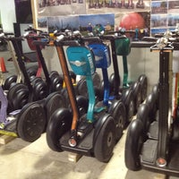 Photo taken at Chicago Segway Tours by Atakorn T. on 6/3/2012