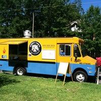 Photo taken at Street Chefs Truck - Boulevard Park by Street Chefs on 6/27/2012