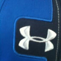 Photo taken at Under Armour by Travis on 6/29/2012