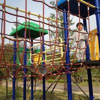 Photo taken at 남부수자원생태공원 by kukheon L. on 5/1/2012