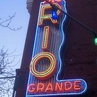 Photo taken at Rio Grande Mexican Restaurant by Lisa P. on 4/2/2012
