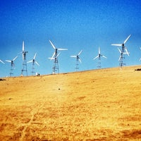 Photo taken at Altamont Pass by Arno G. on 7/8/2012