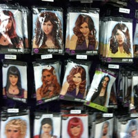 Photo taken at Party City by Elaine N. on 4/22/2012