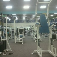 Photo taken at LA Fitness by Deejay on 3/14/2012