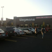 Photo taken at Wegmans by Brad on 8/18/2012