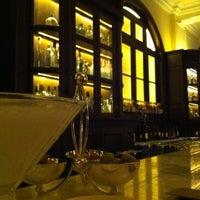 Photo taken at Long Bar by M K. on 2/15/2012