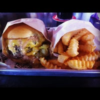 Photo taken at Grindhouse Killer Burgers by Larry L. on 2/5/2012