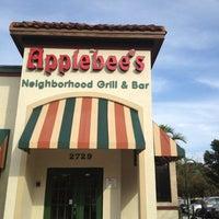 Photo taken at Applebee's by John F. on 2/18/2012