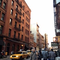 Photo taken at SoHo by stopdropandroll on 2/19/2012