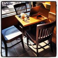 Photo taken at Starbucks by Christie T. on 6/8/2012